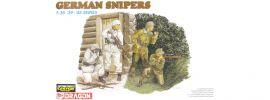DRAGON 6093 German Snipers | Militaria Bausatz 1:35 online kaufen