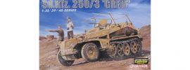 DRAGON 6125 Sd.Kfz. 250/3 Greif   Militär Bausatz 1:35 online kaufen
