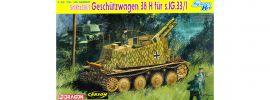 DRAGON 6470 Sd.Kfz.138/1 Geschützwagen 38 H   Panzer Bausatz 1:35 online kaufen
