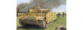 DRAGON 6559 PzKpfwIII AusfN Kursk 1943 | Militär Bausatz 1:35 online kaufen