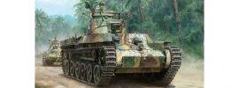 DRAGON 6870 IJA Type 97 Medium Tank Chi-Ha | Militär Bausatz 1:35 online kaufen