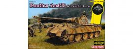 DRAGON 6940 Sd.Kfz.171 Panther Ausf.D mit Pantherturm   Panzer Bausatz 1:35 online kaufen