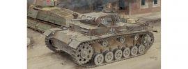 DRAGON 6944 Pz.Kpfw.III Ausf.E/F (2in1)   Panzer Bausatz 1:35 online kaufen