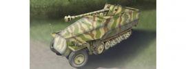 DRAGON 7351 SdKfz251 Ausf.D w/ 7.5cm PaK 40   Militär Bausatz 1:72 online kaufen