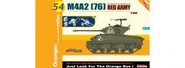 DRAGON 9154 M4A2 (76) Red Army + MG | Militär Bausatz 1:35 online kaufen