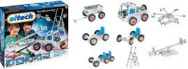 eitech C06 Metallbaukasten | Basisbaukasten | 8 Modelle | 270 Teile online kaufen