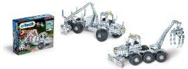 eitech 00305 Metallbaukasten Forstfahrzeuge | 500 Teile | Construction Serie online kaufen