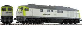 ESU 31164 Diesellok BR 232 303 Captrain DB | DC/AC | digital Sound+Rauch | Spur H0 online kaufen