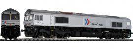 ESU 31282 Diesellok H0 C66 RheinCargo DE | digital | Sound+Rauch | DC/AC | Spur H0 online kaufen
