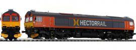 ESU 31284 Diesellok C66 Hectorrail T66 713 | digital | Sound+Rauch | Spur H0 online kaufen