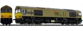 ESU 31285 Diesellok C77 HSL Logistik 653-07 | digital | Sound+Rauch | DC/AC | Spur H0 online kaufen