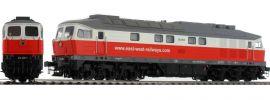 ESU 31351 Diesellok BR 232 409 East-West | digital Rauch+Sound | Spur H0 online kaufen