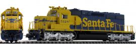 ESU 31450 Diesellok SD40-2 AtchinsonTopeka + Santa Fe 5128 | digital Sound | Spur H0 online kaufen