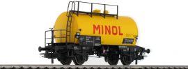 ESU 36210 Kesselwagen Deutz Minol 21 50 070 0077-5 DR | DC | Spur H0 online kaufen