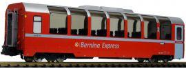 Pullman 36364 Panoramawagen BEX IIm RhB Bp 2502 BERNINA rot | Spur G online kaufen