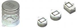 ESU 50341 Lautsprecherset Single 11x15mm, Modulares Schallkapselset   Spur H online kaufen