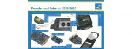 ESU 52963 Prospekt Decoder und Zubehör 2019/2020 | Deutsch | 79 Seiten online kaufen