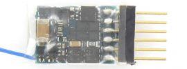 ESU 54688 LokPilot micro V4.0 | MM/DCC/SX | 6-pol. NEM 651 Direkt online kaufen