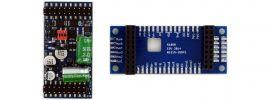 """ESU 58315 LokSound 5 L DCC/MM/SX/M4 """"Leerdecoder"""" Stiftleiste mit Adapter Retail Spurweite: 0 online kaufen"""