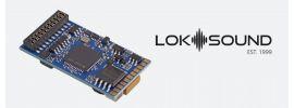 """ESU 58449 LokSound 5 DCC/MM/SX/M4 """"Leerdecoder"""" 21MTC """"MKL"""" Retail Spurweite: 0 H0 online kaufen"""