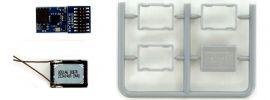 """ESU 58814 LokSound 5 micro DCC/MM/SX/M4 """"Leerdecoder"""" PluX16 Retail mit Lautsprecher 11x15mm online kaufen"""