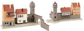 FALLER 109923 B-923 Stadtmauer FALLER-Klassiker Bausatz Spur H0 online kaufen