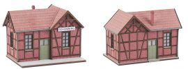 FALLER 110200 Haltepunkt Schönberg LaserCut Bausatz Spur H0 online kaufen