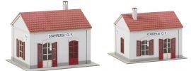 FALLER 110201 Haltepunkt Stamperia LaserCut Bausatz Spur H0 online kaufen