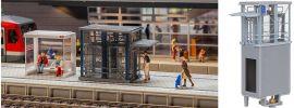 FALLER 120297 Moderner Aufzug mit Antrieb | Bausatz Spur H0 online kaufen
