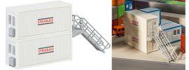FALLER 130133 Baucontainer | Gebäude Bausatz Spur H0 online kaufen
