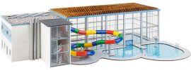 FALLER 130150 Hallenbad mit Rutsche | Gebäude Bausatz Spur H0 online kaufen