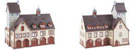 FALLER 130163 Hauptfeuerwache Bausatz Spur H0 online kaufen