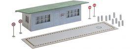 FALLER 130172 LKW Waage mit Bürogebäude | LaserCut Bausatz Spur H0 online kaufen