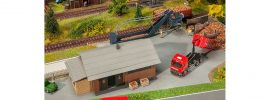 FALLER 130184 Rübenverladung mit Lagerschuppen | Bausatz Spur H0 online kaufen