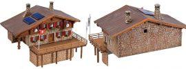 FALLER 130329 Hochgebirgshütte Moser Hütte Bausatz Spur H0 online kaufen