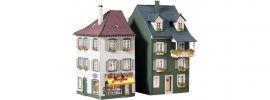FALLER 130414 Stadthäuser | 2 Stück | Bausatz Spur H0 online kaufen