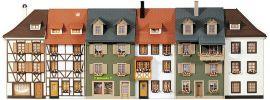 FALLER 130430 Sechs Reliefhäuser Bausatz Spur H0 online kaufen