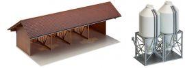 FALLER 130574 Landwirtschaftlicher Betrieb Bausatz 1:87 online kaufen