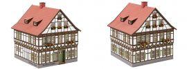 FALLER 130593 Gasthaus Kupfer LaserCut Bausatz Spur H0 online kaufen