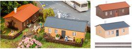 FALLER 130608 2 Ferienbungalows | Gebäude Bausatz Spur H0 online kaufen