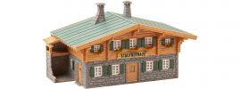 FALLER 130635 Berghütte Staufnerhaus | Gebäude Bausatz Spur H0 online kaufen