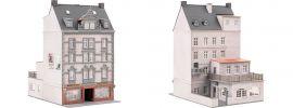 FALLER 130705 Stadthaus mit Reparaturwerkstatt | Gebäude Bausatz Spur H0 online kaufen