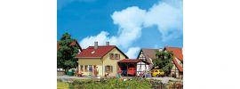 FALLER 131358 Siedlerhaus mit Anbau | HOBBY | Gebäude Bausatz Spur H0 online kaufen