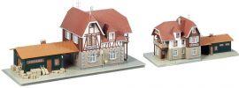 FALLER 131377 Bahnhof Burgdorf Hobby Bausatz 1:87 online kaufen