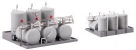 FALLER 131387 Tanklager Bausatz Spur H0 online kaufen
