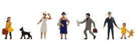 FALLER 150911 An der Bushaltestelle Miniaturfiguren Spur H0 online kaufen