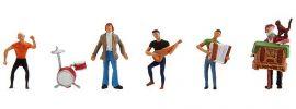 FALLER 150912 Kleine Band oder Straßenmusiker Figuren Spur H0 online kaufen