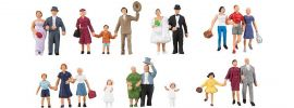 FALLER 150939 Hochzeitsgesellschaft | 20 Stück | Figuren Spur H0 online kaufen