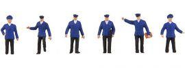 FALLER 150944 Stellwerkspersonal | 6 Stück | Figuren Spur H0 online kaufen