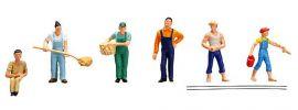 FALLER 151093 Auf dem Land | 6 Miniaturfiguren | Spur H0 online kaufen